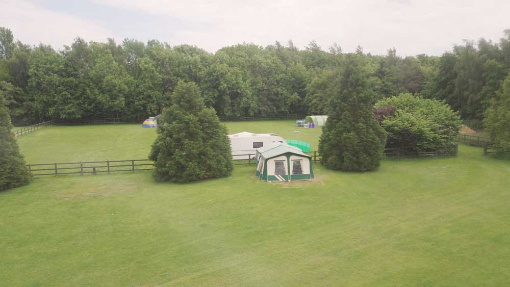 campsite near broads, norwich and great yarmouth